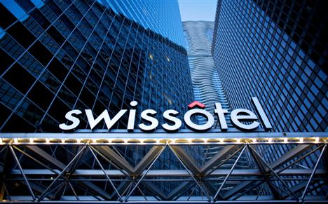 Rezeption des Swissôtel Chicago