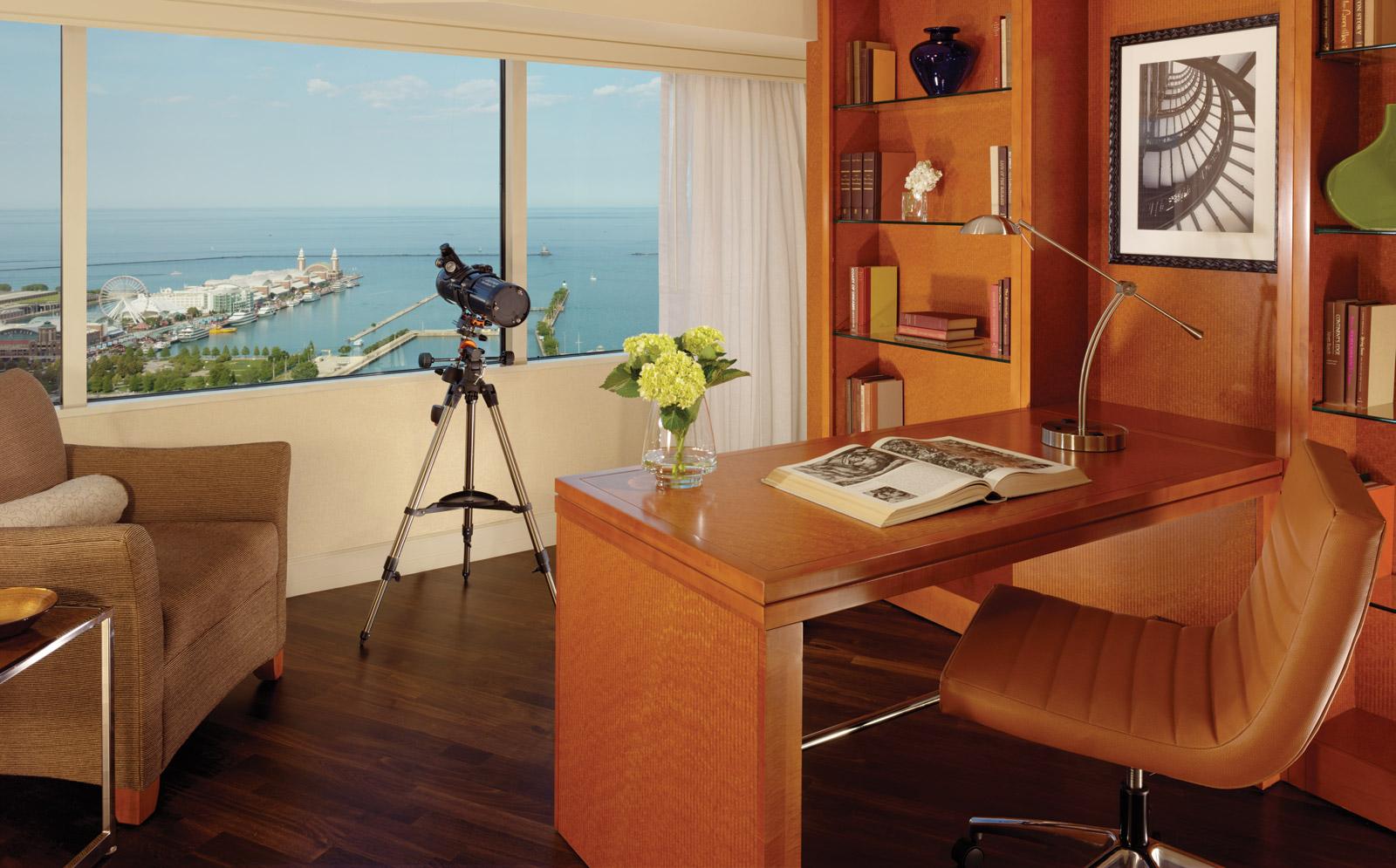 Corner Executive Suite