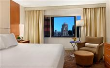 Corner Lifestyle Suite at Swissotel Chicago