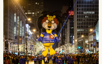 Magnificent Mile Lights Parade