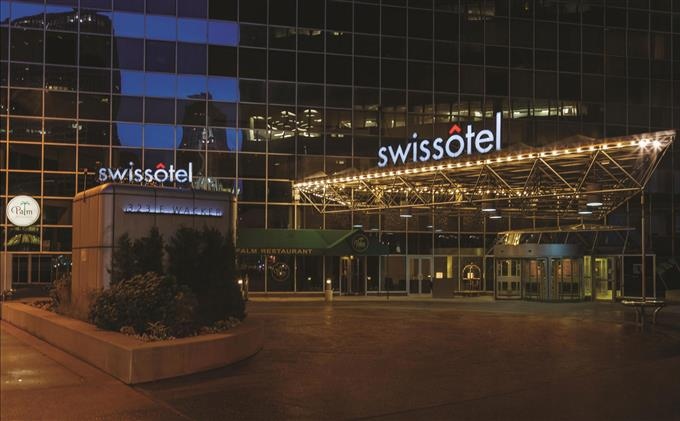 Parking on Us at Swissotel Chicago
