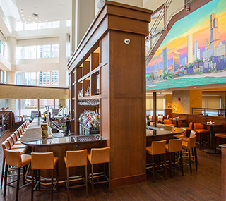 The Palm Restaurant at Swissotel Chicago