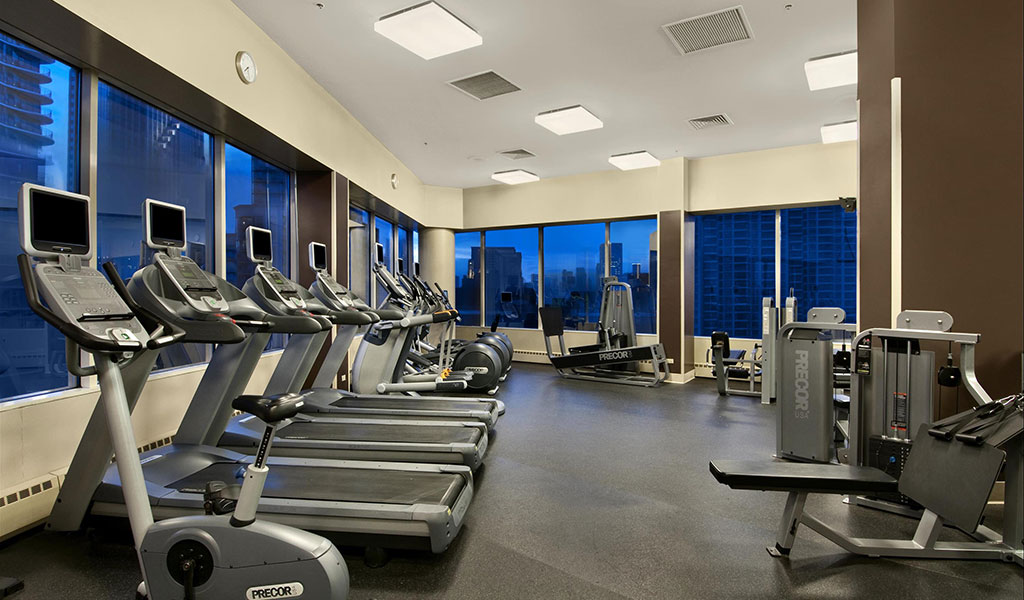 Penthouse Fitness Centre