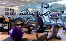 Oro Fit fitness centre at Swissotel Lima