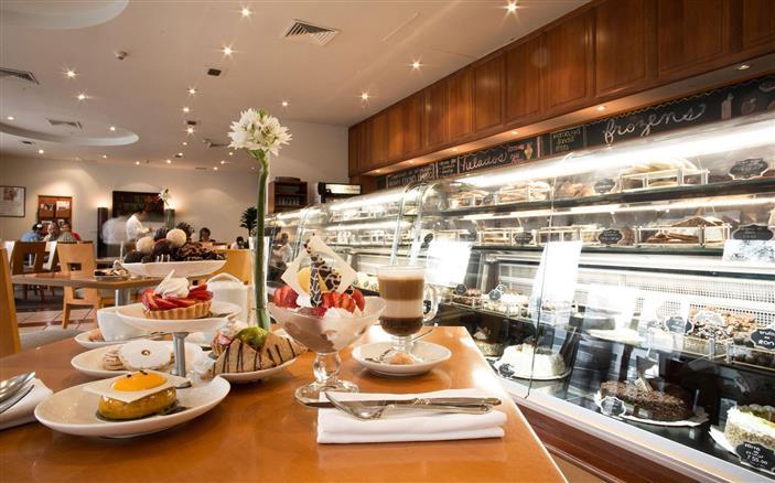 Restaurante Gourmet Deli - Hotel de lujo en Lima - Swissotel Lima