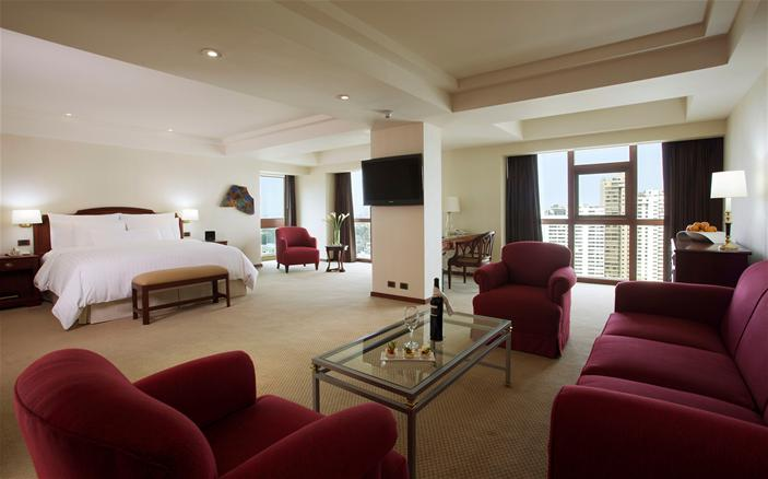 Junior Suite at Swissotel Lima