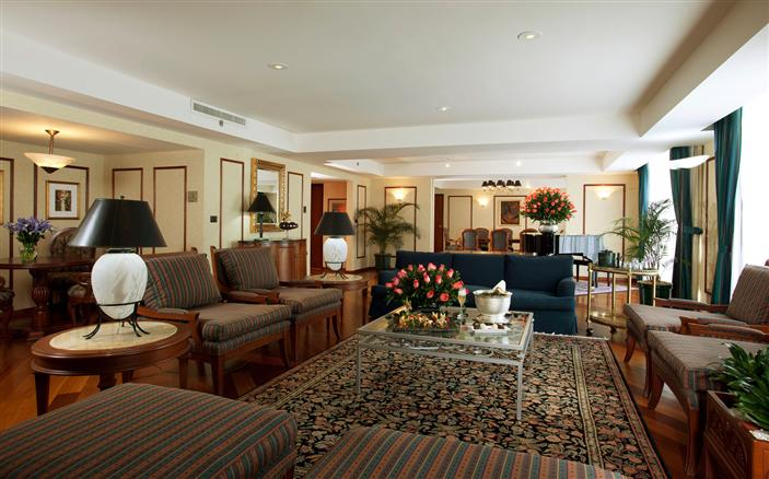 Presidential Suite at Swissotel Lima