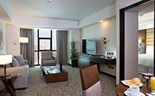 Swissotel Lima(スイスホテル リマ)のエグゼクティブ スイート