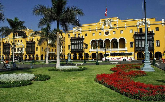 Five Star Hotels In Lima Peru