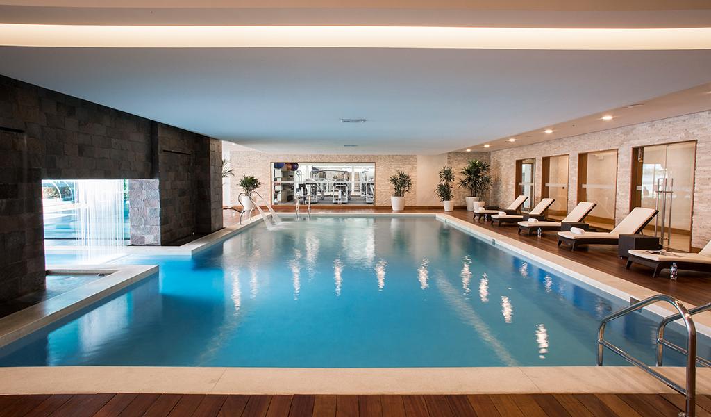 利马瑞士酒店泳池