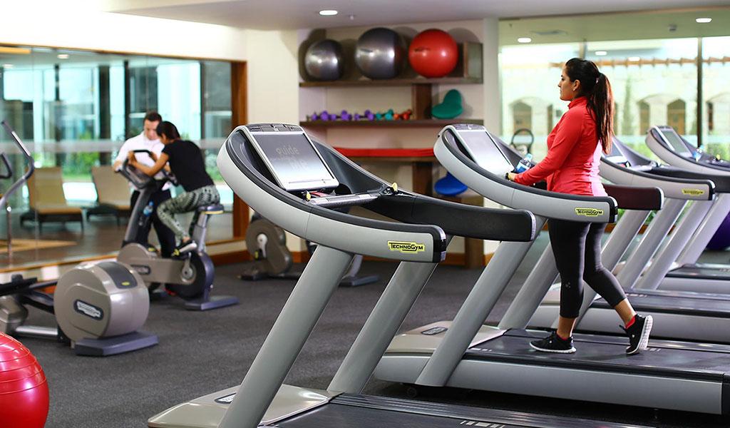 利马瑞士酒店健身中心