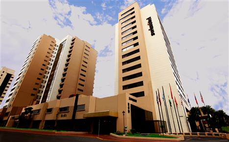 Luxury hotel quito swissotel quito for Hotel luxury quito