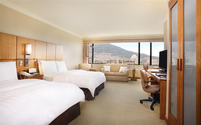 Grand Room at Swissotel Quito