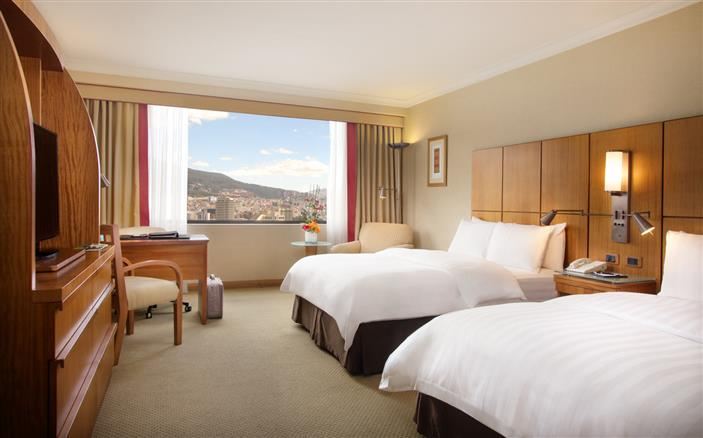 Premier Room at Swissotel Quito