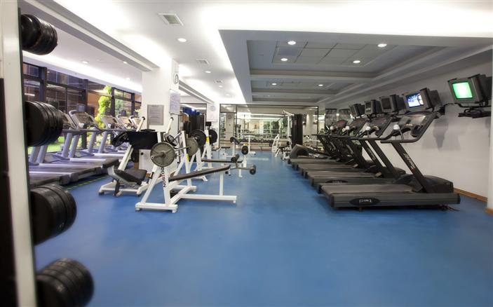 Gym and Fitness Centre at Swissotel Quito