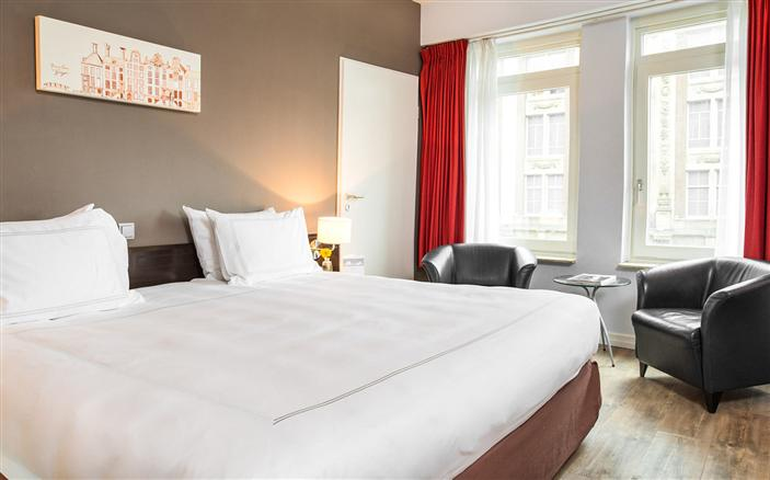 Classic Room at Swissotel Amsterdam