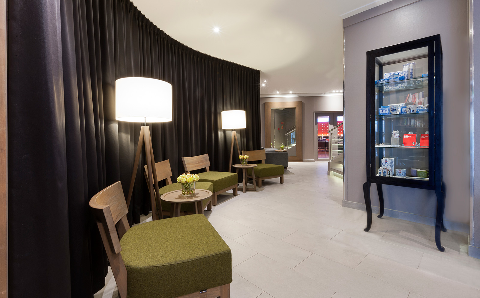 Luxury boutique hotel dam square amsterdam swissotel for Swissotel amsterdam