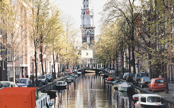 Swissotel, Амстердам Видео