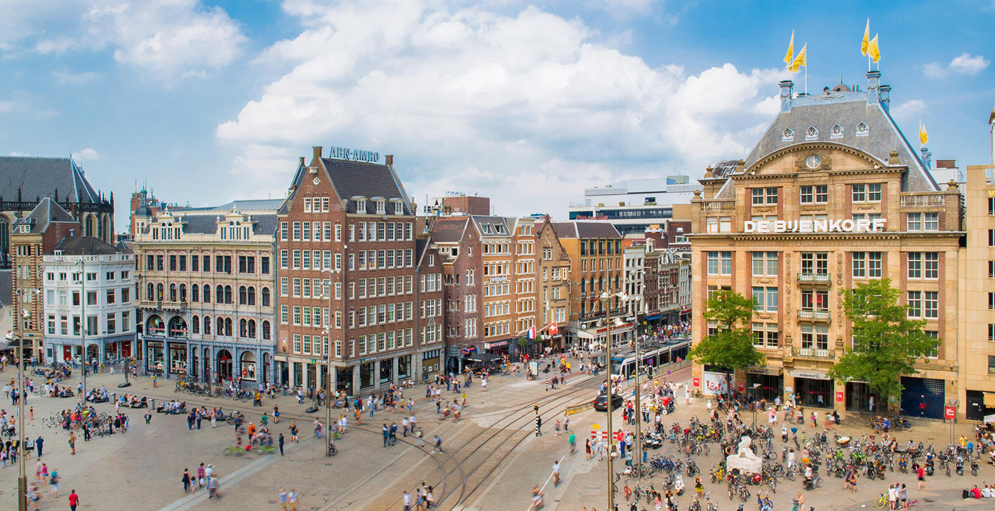 Star Hotels In Amsterdam City Centre