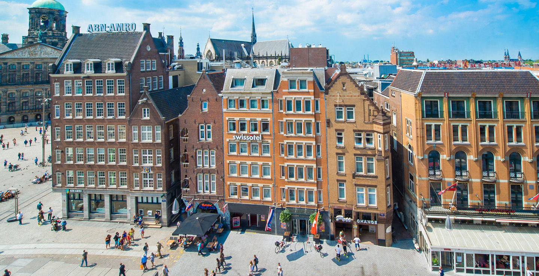 Swissotel, Амстердам