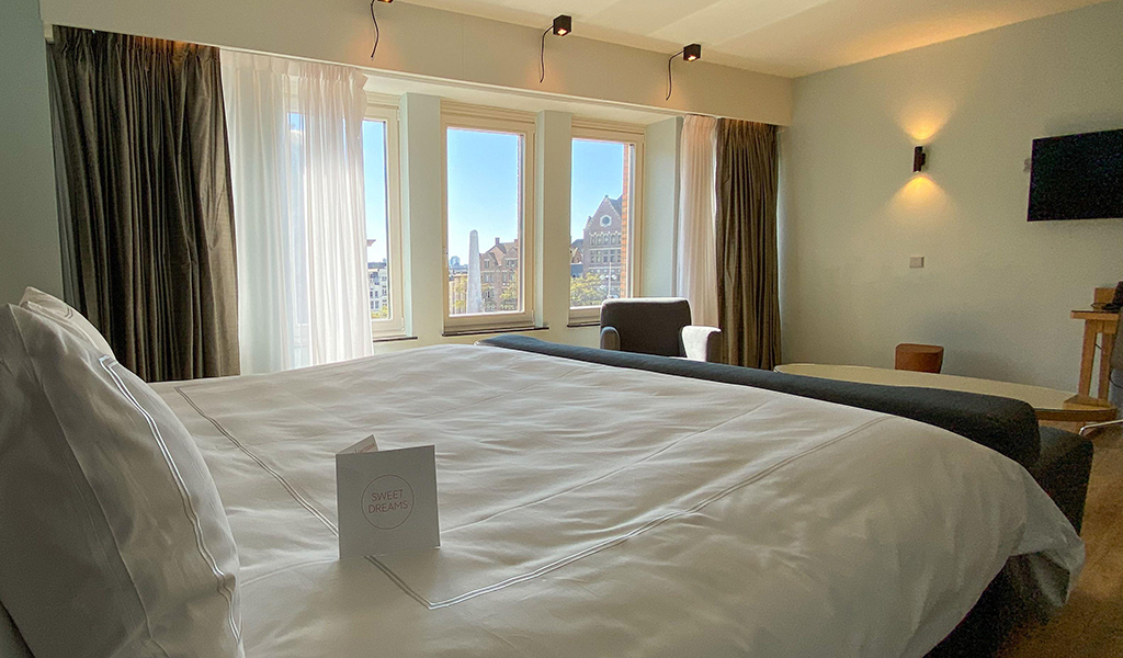 Junior Suite Swissotel Amsterdam Swissotel Hotels And Resorts