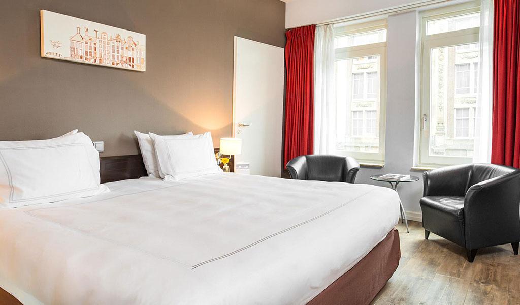 Classic Zimmer im Swissôtel Amsterdam