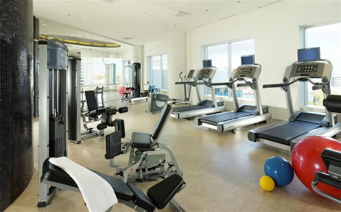Gym & Studio at Swissotel Tallinn