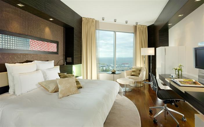 Executive King Room at Swissotel Tallinn