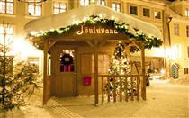 Christmas Village at Estonian Open Air Museum