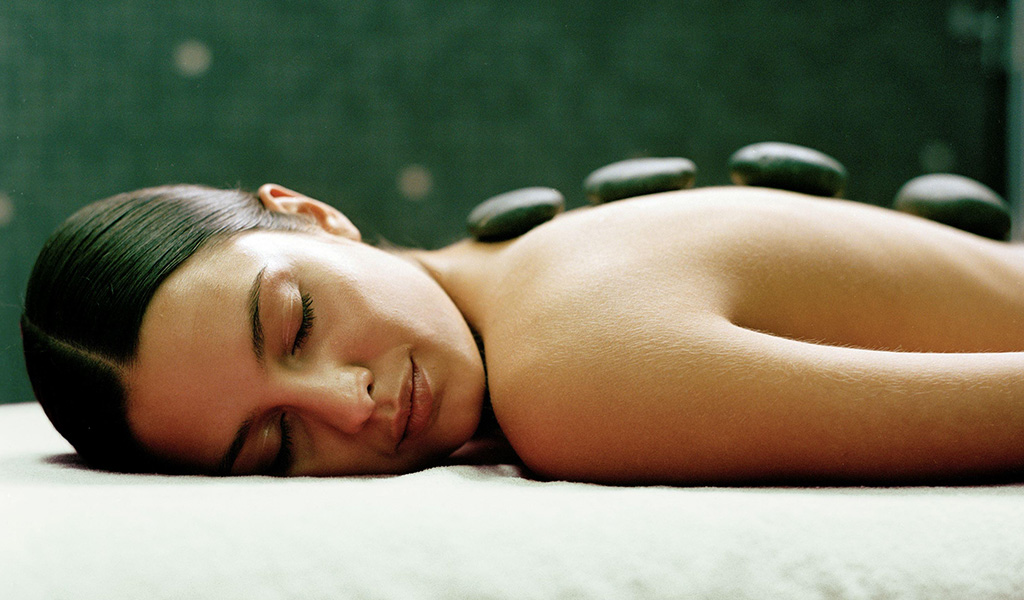 Mountain Stone Massage at Swissotel Tallinn