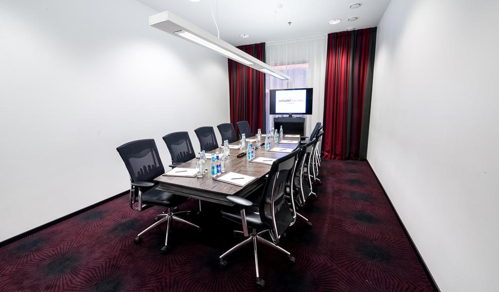 Toplantı Odası Swissotel Tallinn