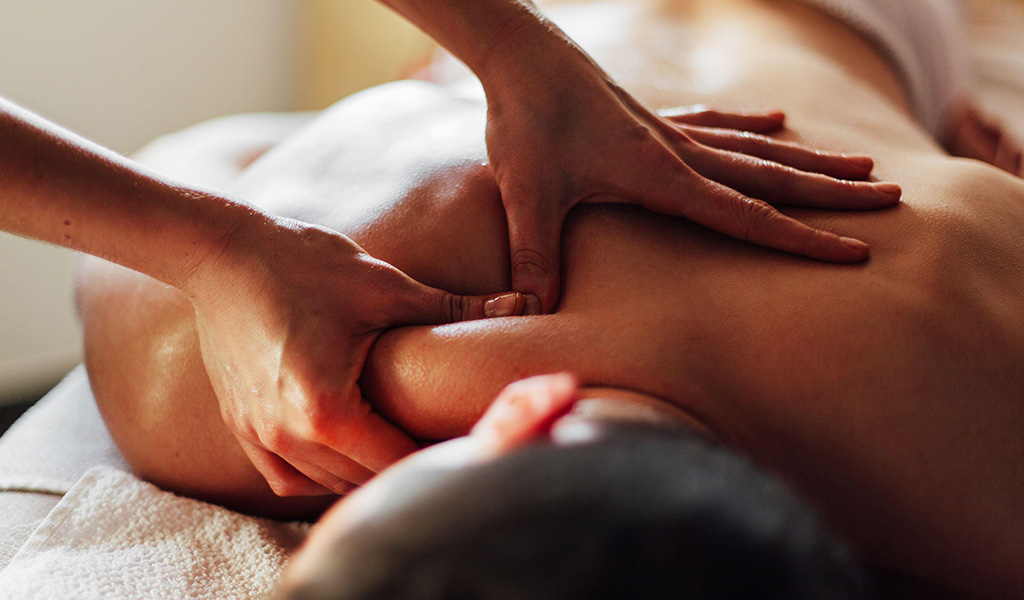 Sports Massage at Swissotel Tallinn