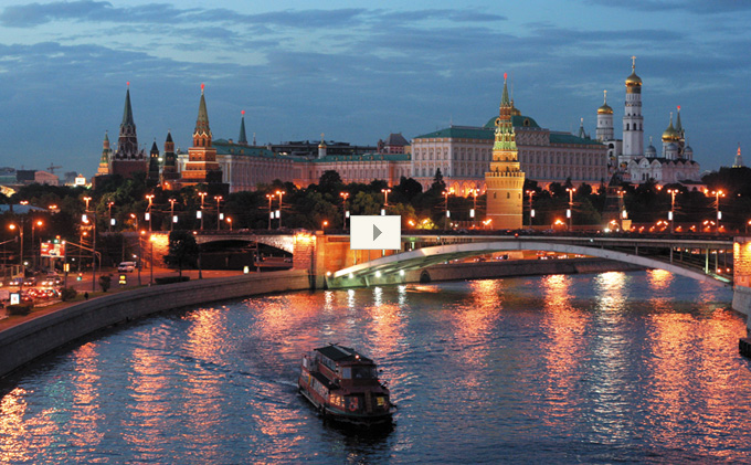 Swissotel Moscow Video