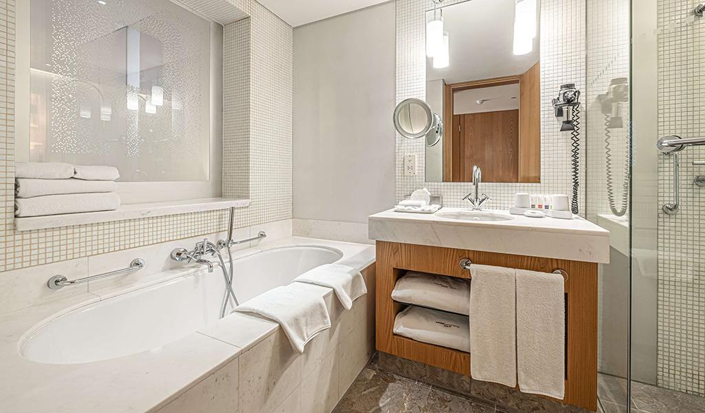 克莱斯尼赫米瑞士酒店商务房