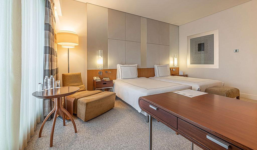 غرفة سويس أدفاتج لرجال الأعمال في سويس أوتيل كراسني هولمي، موسكو (Swissotel Krasnye Holmy Moscow)