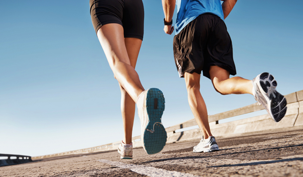 Parcours de course à pied