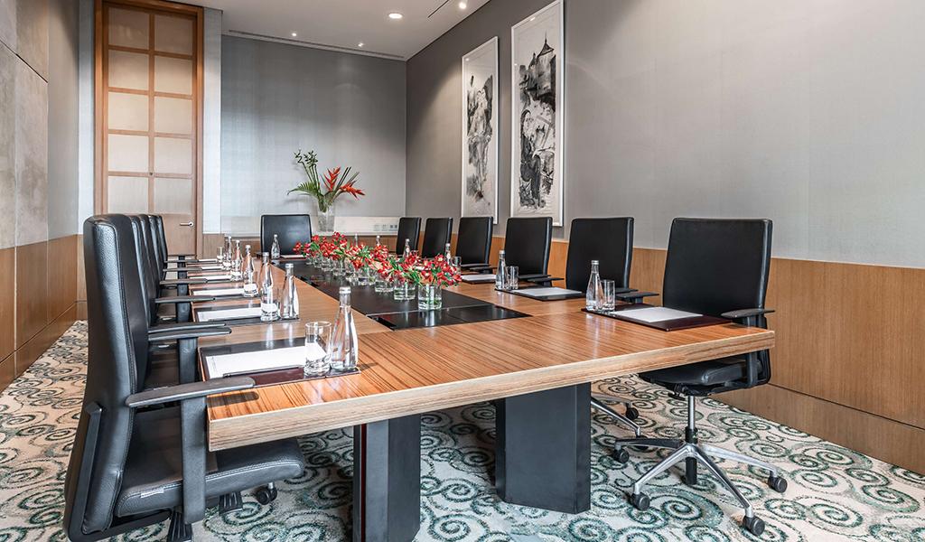 Swissotel Krasnye Holmy'deki Basel Toplantı Odası