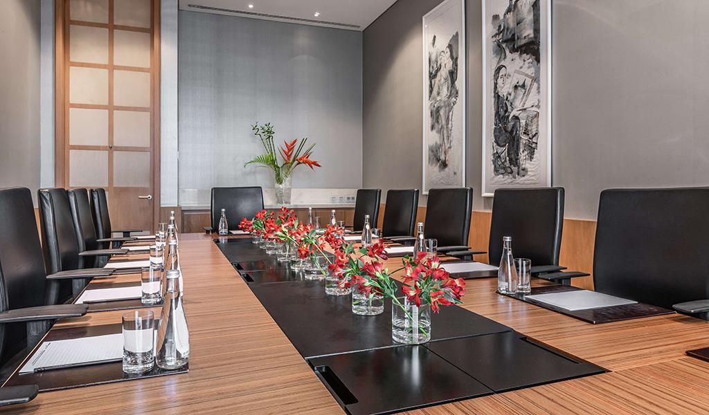Salle de réunion Basel du SwissôtelKrasnyeHolmy