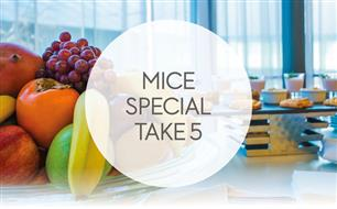 MICE SONDERANGEBOT – TAKE 5