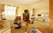 Junior Suite at Swissotel Le Plaza, Basel