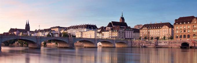 Знакомство с отелем в Swissotel Le Plaza, Базель