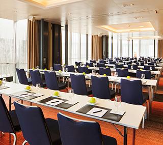 Helvetia 3–5 des Swissôtel Le Plaza, Basel
