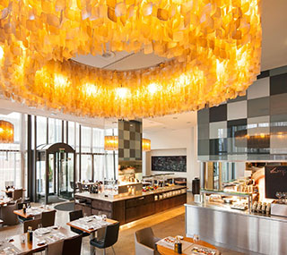 Restaurant Grill25 im Swissôtel Basel