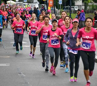 Basler Frauenlauf Übernachtungsspecial