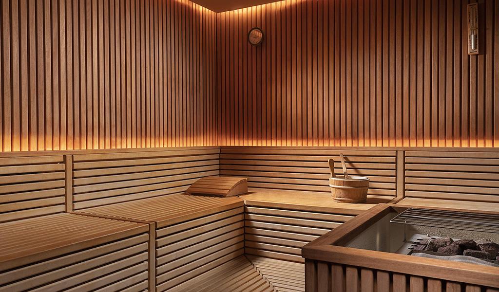 Sauna ve Buhar Banyosu