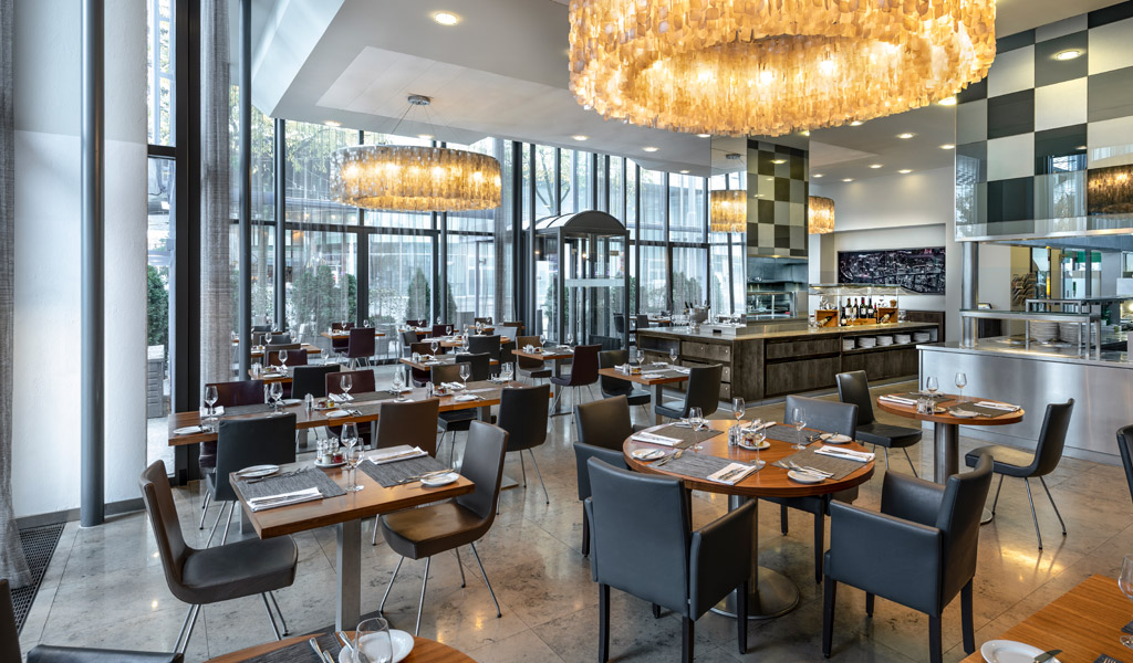 Restaurant Grill25 at Swissotel Basel