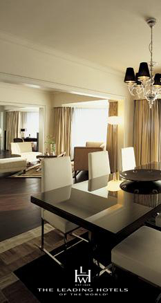 Presidential Suite at Swissotel The Bosphorus