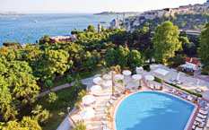 Swissotel The Bosphorus'ta Açık Havuz