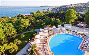 NEVER-ENDING PLEASURE at Swissotel The Bosphorus