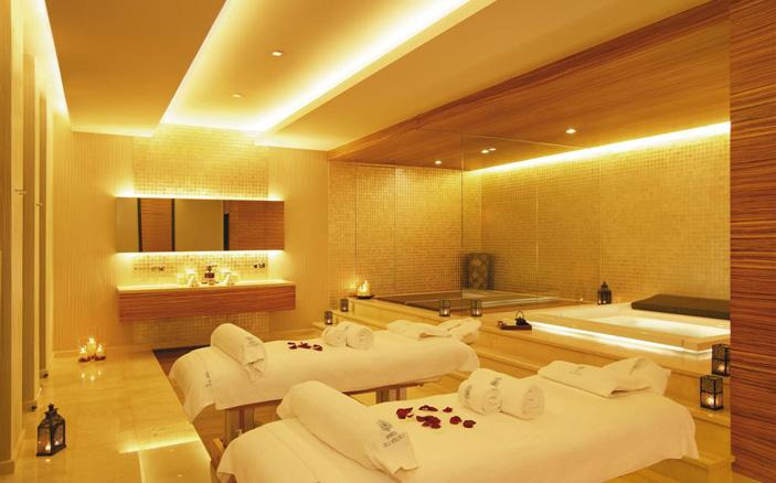 Spa & Wellness Area at Swissotel The Bosphorus
